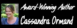 Author Cassandra Ormand